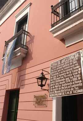 Museo Nicolás Avellaneda