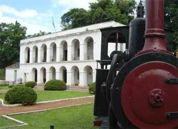 Museo de la industria azucarera Casa del Obispo Colombres